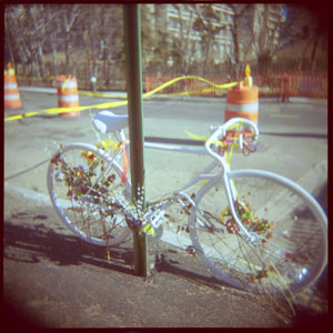 Ghost Bicycle