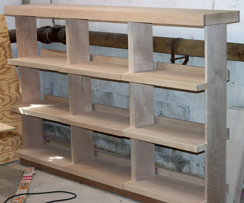 Build Food Storage Shelves | www.woodworking.bofusfocus.com